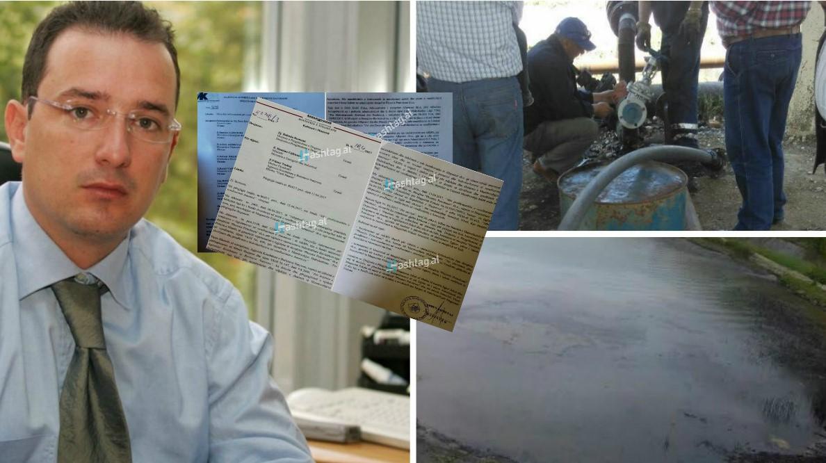 Foto kryesore Cover Puka punime dhe ndotje amonice